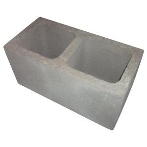 Bloco de Concreto Vedação 19X19X39cm Spar