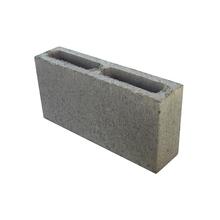 Bloco de Concreto Vazado Vedação - Bloco Inteiro 9x19x39cm - Classe D - JCRB Blocos