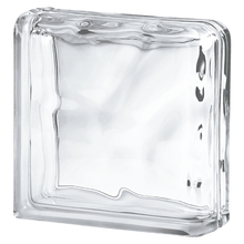 Bloco de Vidro 2 Lados Clear Double 19x19x8cm Seves