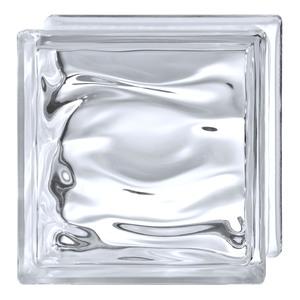 Bloco de Vidro Água B-Q19 Neutro Armazém 21