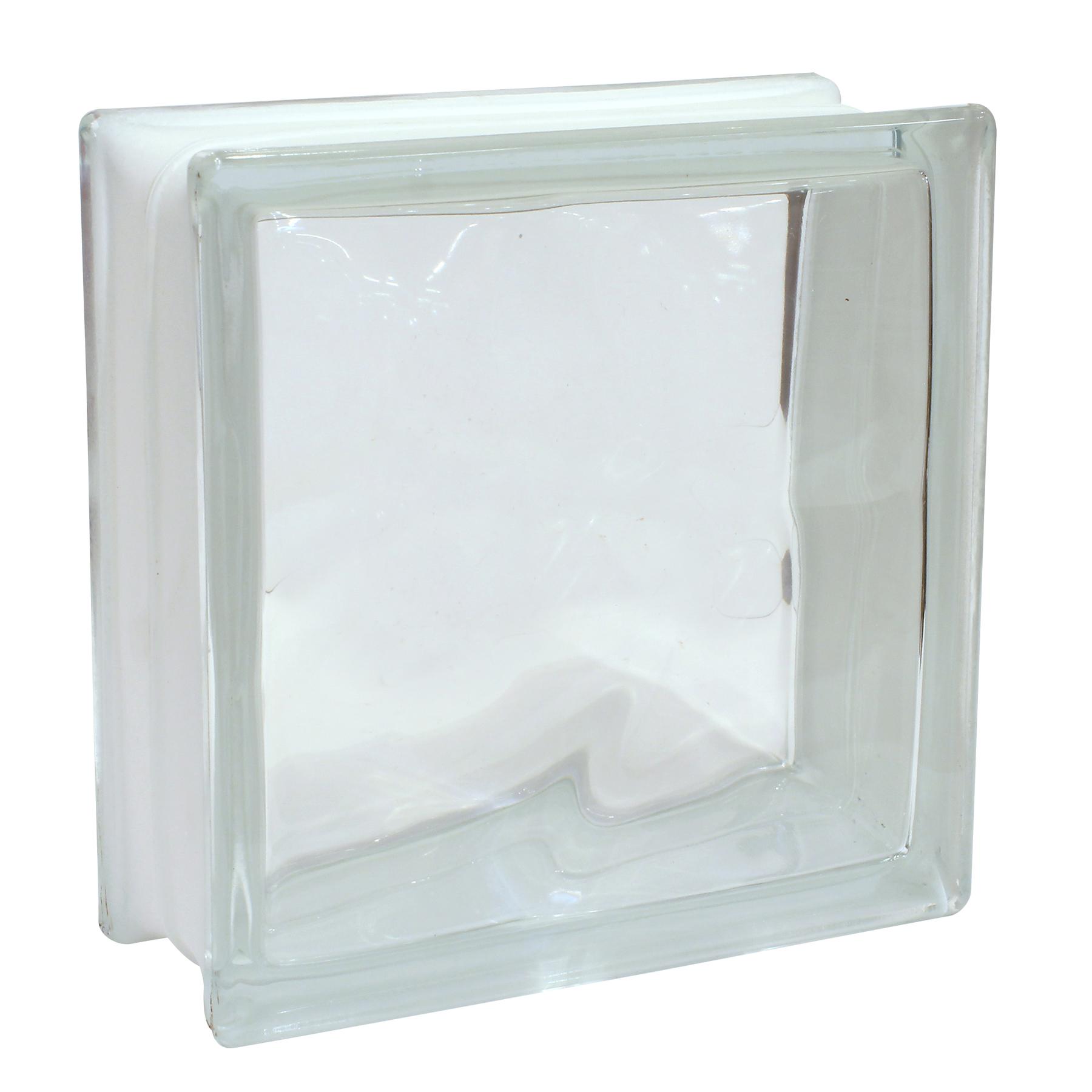 Blocos De Vidro Convencionais 10 Ofertas Imperd Veis Leroy Merlin -> Tijolo De Vidro Marrom