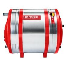 Boiler Solar Baixa Pressão 400L Inox Komeco