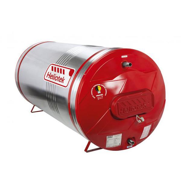 Boiler Solar Baixa Pressão 600l Alumínio E Aço Heliotek Leroy Merlin