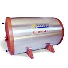 Boiler Solar Baixa Pressão 600L New Econotec Bivolt Ouro Fino