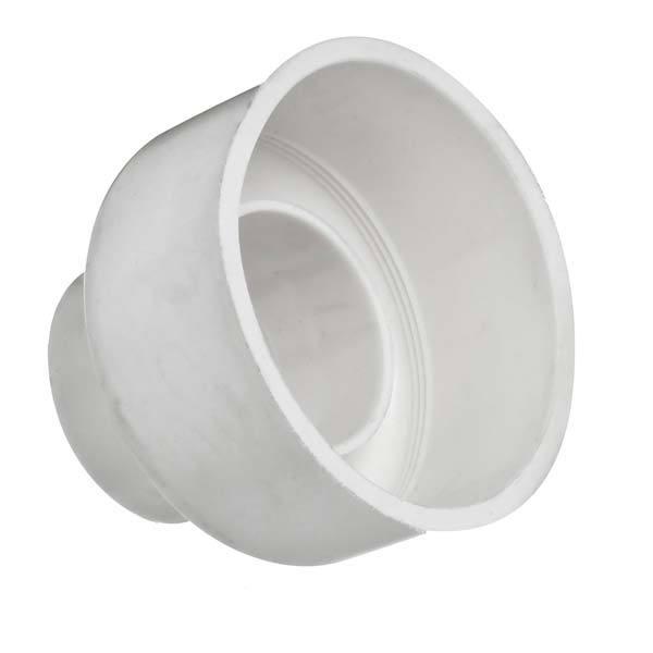 Bolsa de liga o para vaso sanit rio pl stico branco 1 1 2 for Ofertas de sanitarios