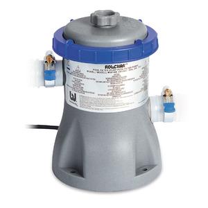 Bomba Filtro para Piscina de Armar/Inflar 1.060L/h 110V Bestway