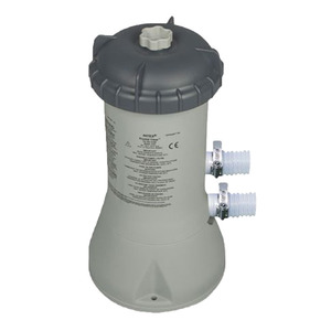 Bomba filtro para piscina de armar inflar 220v for Bombas leroy merlin