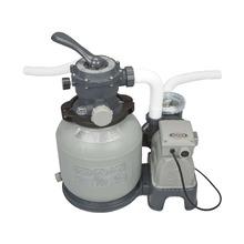 Bomba Filtro para Piscina de Armar/Inflar 7.900L/h Krystal Clear 127V(110V) Intex