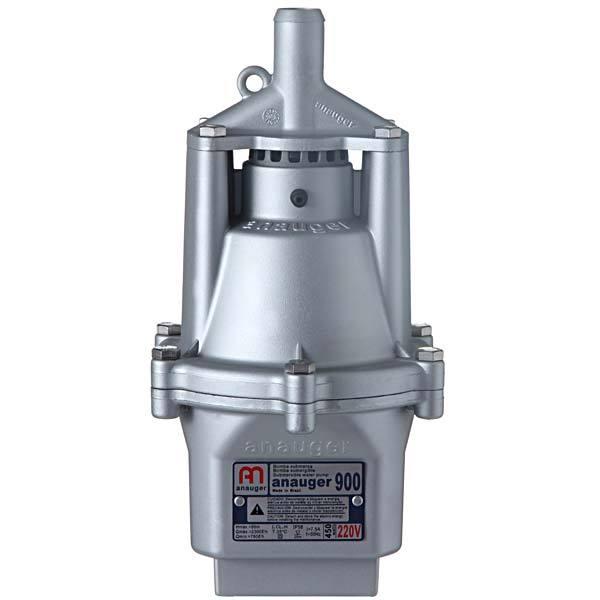 Bomba de Água Submersa 900 450W 220V Anauger  8eb44a1baf5
