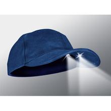 Boné 2 Leds Azul Acrópole Panthervisio
