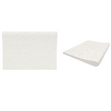 Borda Athermanous Branco 50x35x1,5cm Sottile