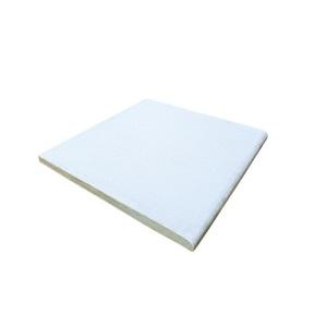 Borda Piscina Cimentício Branco 50x25cm 4MMD