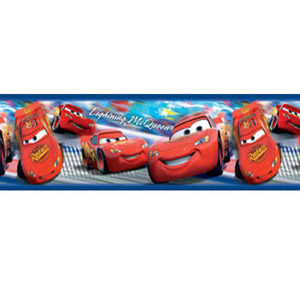 Border Disney Carros 17cmx5m Muresco