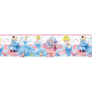 Border Disney Cinderella 17cmx5m Muresco