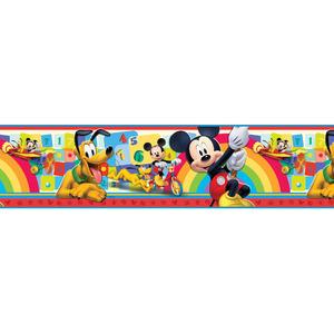 Border Disney Mickey 17cmx5m Muresco