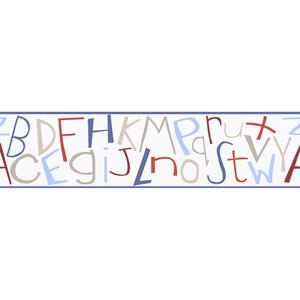 Border Letras 13,25cmx5m Art Papier