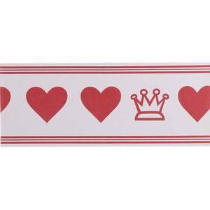 Border Princess 8300 1,65X5m Vermelho Plavitec