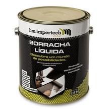 Impermeabilizante Impertech Gold 3,6 Kg Branco HM Rubber