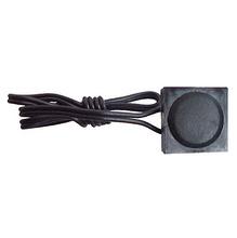 Botão Emborrachado para Fechadura Elétrica HDL