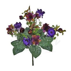 Bouquet Rosas Mini Purpura 30cm Florarte