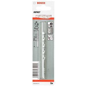 Broca P/Concreto Pedra Carbone Tungst Bril Diam 7 mm