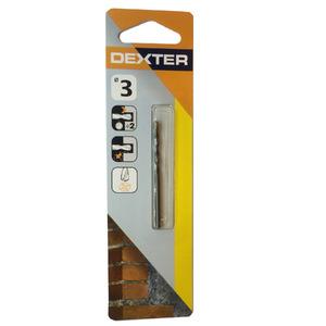 Broca para Concreto 3X60 mm Dexter