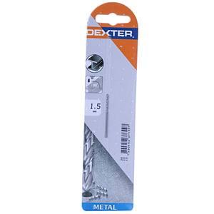 Broca Para Metal 1,5mm Dexter