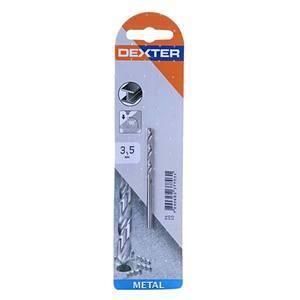 Broca Para Metal 3,5mm Dexter
