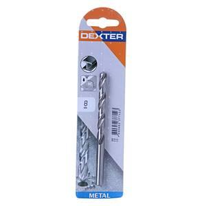 Broca Para Metal 8mm Dexter
