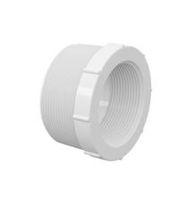 "Bucha de Redução Branca PVC Água Fria 32mmx25mm ou 1""x3/4"" Plastilit"