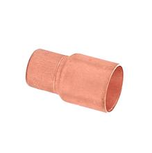 """Bucha de Redução Curta Cobre Liso Água Quente e Fria 22mmx15mm ou 3/4""""x1/2"""" Ramo"""