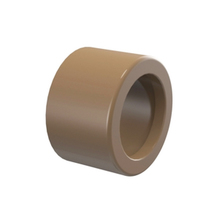 "Bucha de Redução Marrom PVC Água Fria 60mmx50mm ou 2""x1.1/2"" Plastilit"