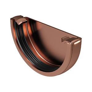 Cabeceira PVC Cobre Classic 3x12x12cm Odem