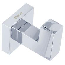 Cabide 1 Gancho Quadratta Prata