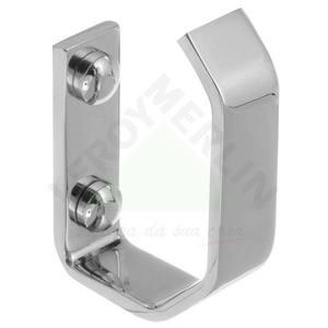 Cabide Cromado Alumínio Parafusar Luzarte