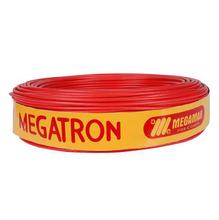 Cabo Flexível 2,50mm 100Metros Vermelho Megatron
