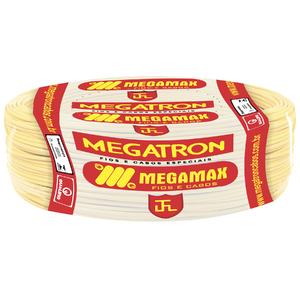 Cabo Flexível  1,5mm 100Metros Amarelo 750V Megatron
