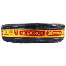 Cabo Flexível  2x1,5mm 100Metros Preto 750V Megatron