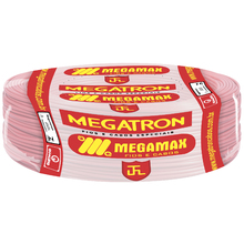 Cabo Flexível  4mm 100Metros Vermelho 750V Megatron