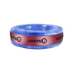 Cabo Flexível  4mm 25Metros Azul 750V Lexman