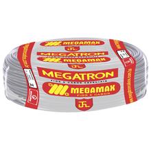Cabo Flexível  6mm 100Metros Preto 750V Megatron