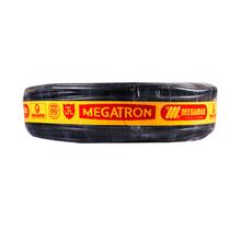 Cabo Flexível PP 2x1mm Preto Megatron