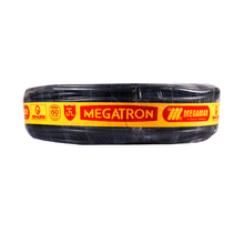 Cabo Flexível PP 4x1mm Preto Megatron