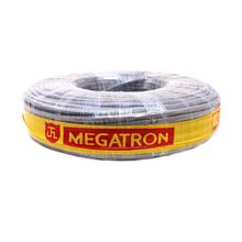 Cabo para Telefone CCI 50x2Par 15Metros Cinza Megatron
