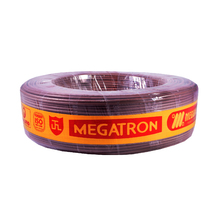 Cabo Paralelo  2x1,5mm Marrom Megatron