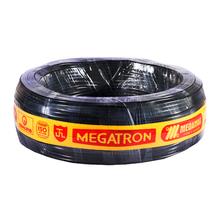 Cabo Paralelo  2x1,5mm Preto Megatron