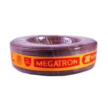 Cabo Paralelo  2x2,5mm Marrom Megatron