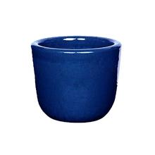 Cachepot Cerâmica Americano Azul Médio