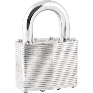 Cadeado com chave simples 30mm Vonder