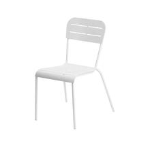 Cadeira Aço Paint Branca 83x54cm